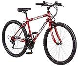 Pacific Stratus Mountain Bike, 26-Inch Wheels, Red
