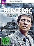 Bergerac - Jim Bergerac ermittelt Season 1 (BBC) [3 DVDs] - John Nettles