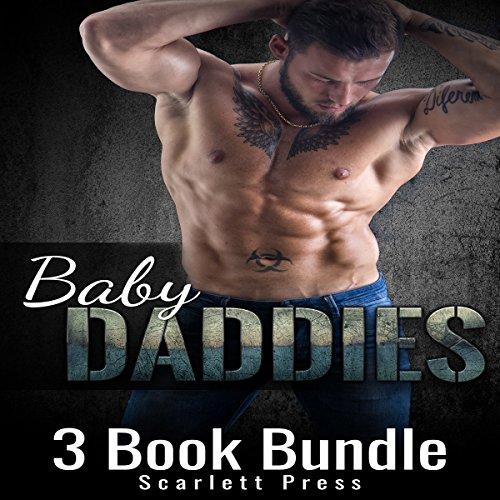 Baby Daddies: 3 Book Bundle audiobook cover art
