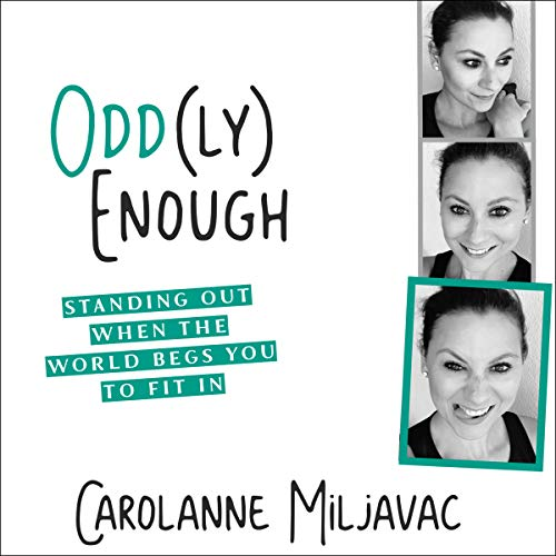 Odd(ly) Enough audiobook cover art