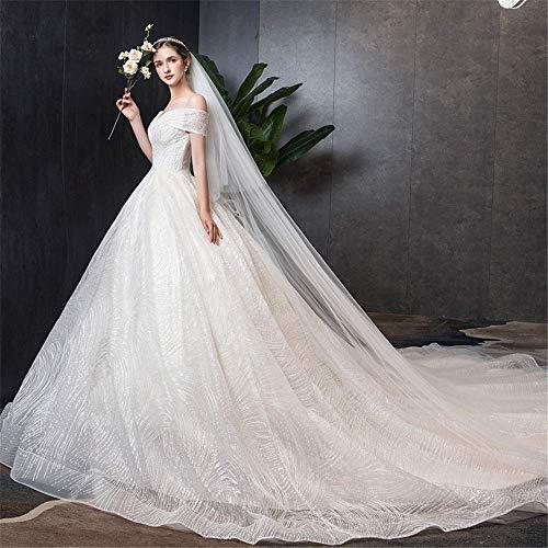 Inicio Accesorios Elegante vestido sencillo Vestido de novia de encaje en v profundo Vestido vintage para mujer Vestido elegante Vestido de encaje para mujer Vestido de encaje para mujer Blanco gra