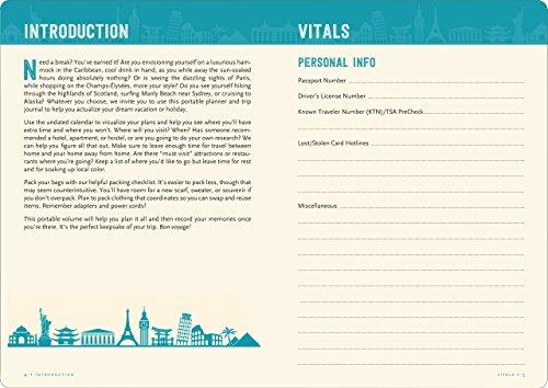 Travel Checklist Journal (Travel Planner Journal) - 51ivloxYexL