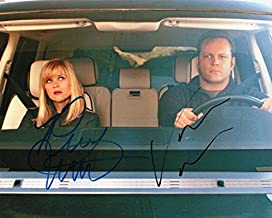 Photo Vince Vaughn & Reese Witherspoon Signed Autographed 8 x 10