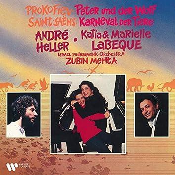 Prokofiev: Peter und der Wolf - Saint-Saëns: Der Karnaval der Tiere