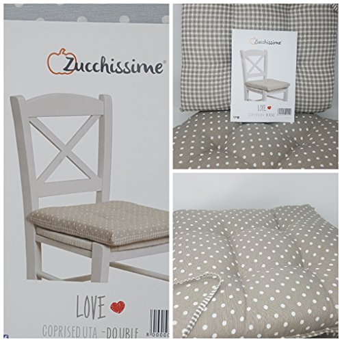 Coprisedie e cuscini per sedie | Grandi Sconti | Cuscini