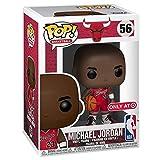 QToys Funko Pop! NBA: Chicago Bulls #56 Michael Jordan Rookie Uniform Chibi...