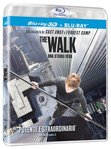 The Walk  (3D) (Blu-Ray 3D+Blu-Ray) [Blu-ray]