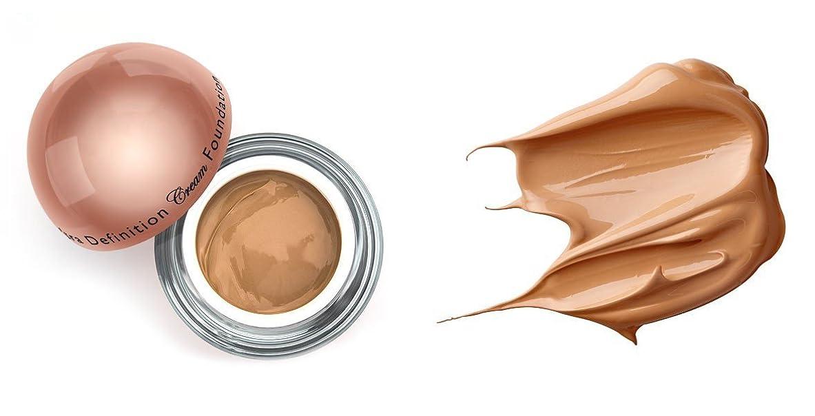 経験変なについてLA Splash (無料なめらかな顔のシートマスク付き)LA-スプラッシュウルトラ定義されたクリームファンデーション 1オンス ピーカン/ 1オンス(20205)