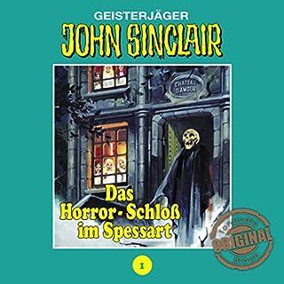 Das Horror-Schloss im Spessart (John Sinclair - Tonstudio Braun Klassiker 1) Titelbild