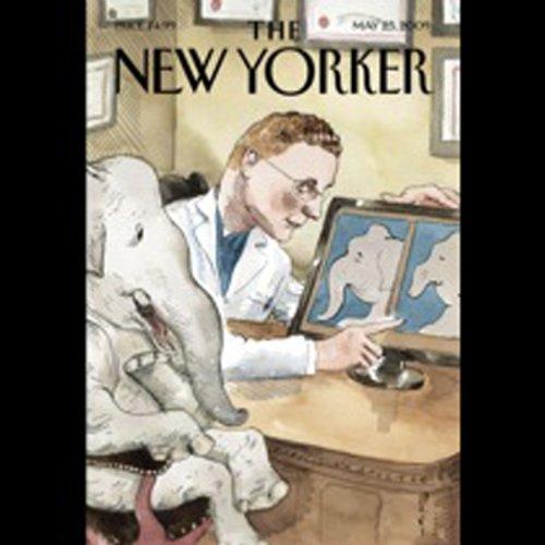 The New Yorker, May 25th, 2009 (Jeffrey Toobin, Elizabeth Kolbert, Ann Hodgman) audiobook cover art