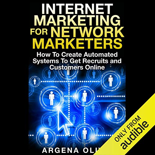 Internet Marketing for Network Marketers audiobook cover art