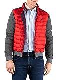 El Ganso 1040s200009 Abrigo, Rojo (Rojo 0009), Small (Tamaño del Fabricante:S) para Hombre
