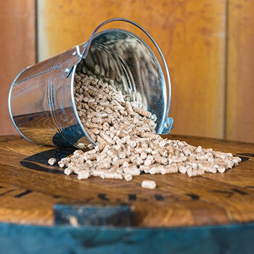 Traeger PEL319 Hickory 100% All-Natural Hardwood Grill Pellets