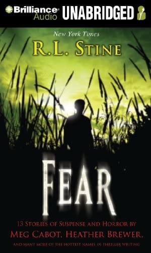 Fear 13 Stories of Suspense and Horror Brilliance Audio on Compact Disc product image