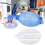 Zidao Atembeutel, EIN Produkt, das Sie benötigen - Tasche, manuelles Taschenkit-Werkzeug Einfaches PVC für den Heim-/Kinder- und Berufsgebrauch zu Hause,Blau