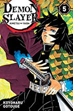 Demon Slayer - Tome 5 de Koyoharu Gotouge