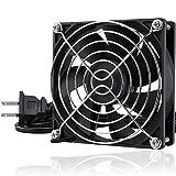 EC Cooling Fan GDSTIME 90mm x 90mm x 25mm AC 110V 115V 120V 220V 240V