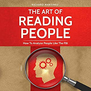 The Art of Reading People audiobook cover art