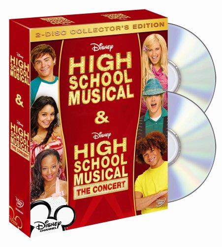 High School Musical + High School Musical - The Concert