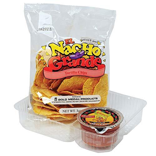 Product of Gold Medal El Grande Nacho Chips 3 oz. (48 ct.) - Chips [Bulk Savings]