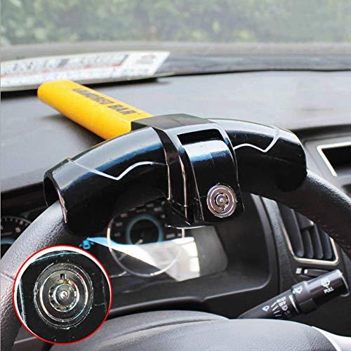 LMHX T Bar Lenkradsperre Auto Verriegelungsstange Wegfahrsperren Universale Anti Diebstahlschutz Lenkradkralle Diebstahlsicherung Abschreckender Dieb