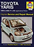Toyota Yaris Petrol Service and Repair Manual: 1999 to 2005
