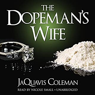 The Dopeman's Wife audiobook cover art