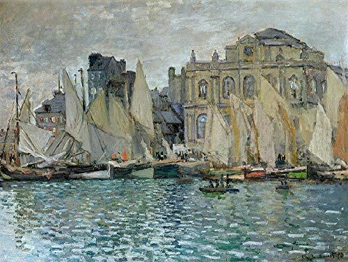 Puzzle De 500 Piezas Puzzles De Madera Alfombrillas Para Puzzles   1 Vista Del Paraíso Claude Monet   Juego Familiar, 520X380 Mm