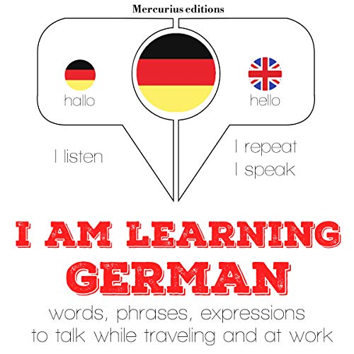 I am learning German cover art
