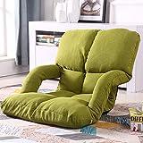 yhsfc lettino pieghevole poltrona relax divano lettino pigro reclinabile per letture computerizzate da meditazione,e