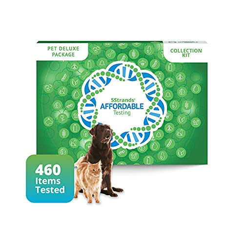 5Strands Pet Deluxe Package, 460 Items Tested,...