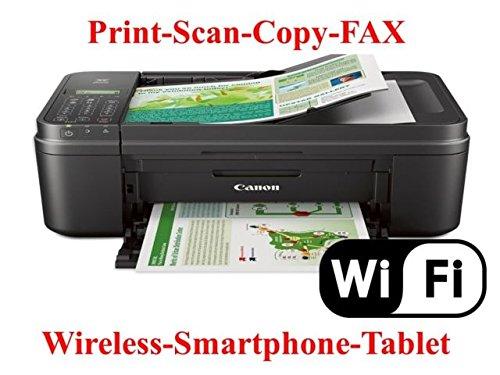 Pixma Mx492 Wireless All-In-One Photo Inkjet Printer, Copy/Fax/Print/Scan