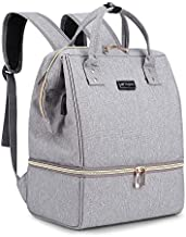 Breast Pump Bag - Lunch Bags Breastmilk Cooler Backpack Breastfeeding Mom