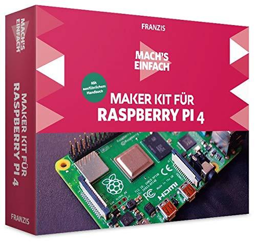 Mach's einfach: Maker Kit für Raspberry Pi 4