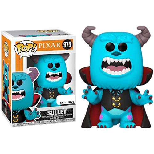QToys Funko Pop! Monsters Inc #975 Sulley Exclusive Chibi