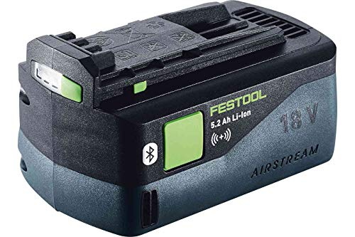 Festool 202480 18Li 5.2Ah Airstream Battery Pack