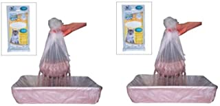 Neat N Tidy Litter Sifting Liners by Imperial Cat, 2 Pack