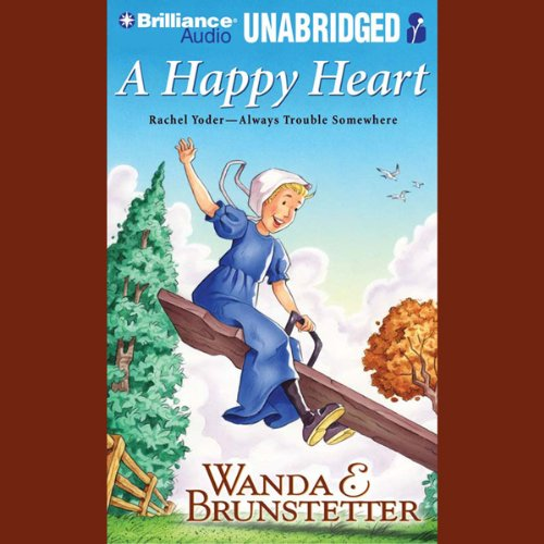 A Happy Heart audiobook cover art