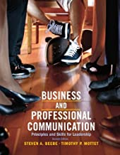business & professional communication principles and skills for leadership