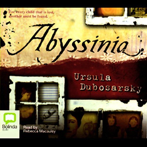 Abyssinia audiobook cover art