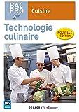 Technologie culinaire 2de Bac Pro Cuisine (2016) Pochette élève by Stéphane Bonnard (2016-03-09) - DELAGRAVE - 09/03/2016