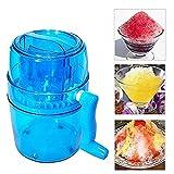 ALY Hand Eismaschine Eiscrusher Maschine Schneekegel Maker Maschine für Home Kitchen
