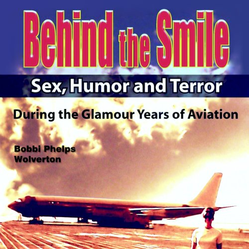 Behind the Smile audiobook cover art