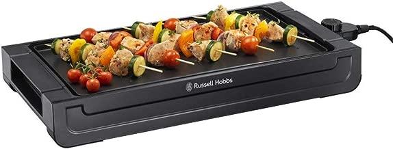 Russell Hobbs Fiesta - Plancha de Cocina Eléctrica (2400 W