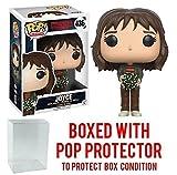 Funko Pop TV: Stranger Things - Joyce with Lights Vinyl Figure (Bundled with Pop Box Protector Case)