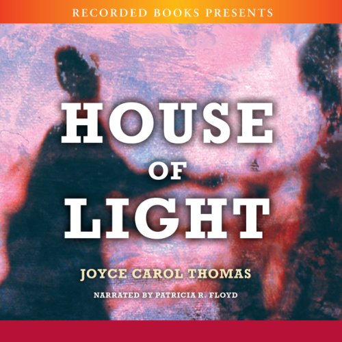 House of Light audiobook cover art