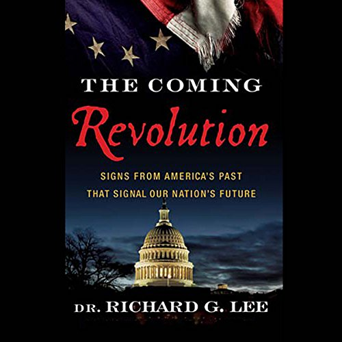 The Coming Revolution audiobook cover art