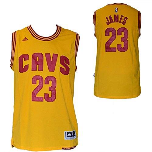 NBA Replica Maglia Canotta Lebron James - Cleveland Cavaliers - Taglia XL