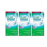Opti-Free Puremoist 90ml Travel Pack X3 by Opti-Free