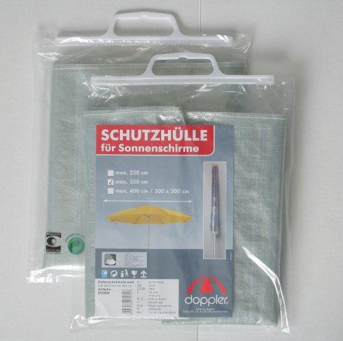 Doppler Schirmhülle für Großschirme 3x4 m / 4,0 m